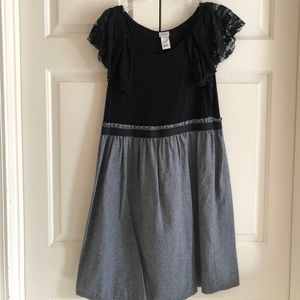 Two-Tone Casual Dress
